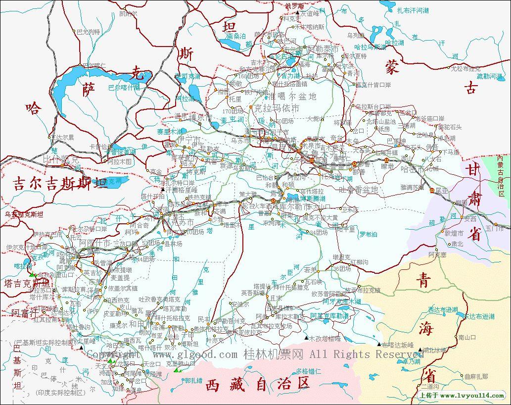 领土面积六分之一,却在内外交困中日益脆弱的新疆